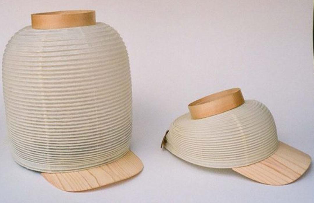 日本推紙燈籠帽?!拉高拉低涼爽又舒適