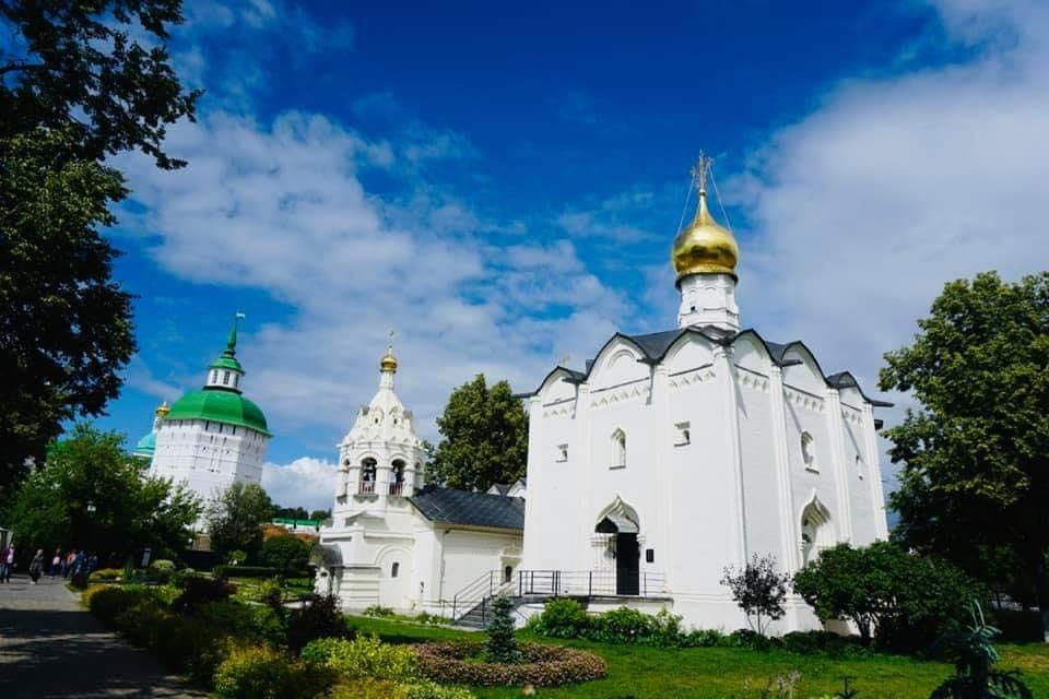 俄羅斯旅遊~謝爾蓋聖地!